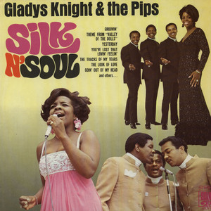 Gladys Knight And The Pips Silk N' Soul LP