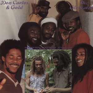 DON CARLOS & THE GLADIATORS - Showdown Volume 3 - LP