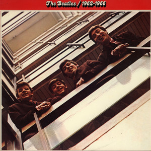 BEATLES, THE - 1962-1966 - 33T x 2