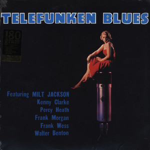 V.A. - Telefunken Blues - LP