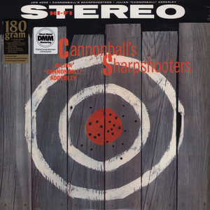 CANNONBALL ADDERLEY QUINTET - Cannonball's Sharpshooters - 33T