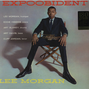 LEE MORGAN - Expoobident - 33T