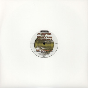 AKERONITA & BRANDCASH - Salt N Coffee EP - 12 inch x 1