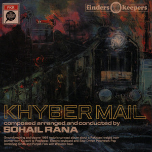 SOHAIL RANA - Khyber Mail - CD