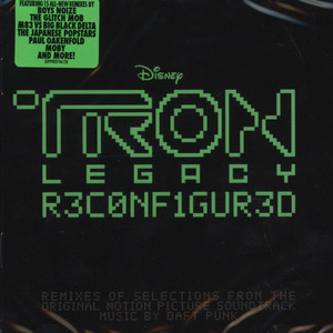 DAFT PUNK - Tron Legacy Reconfigured - CD