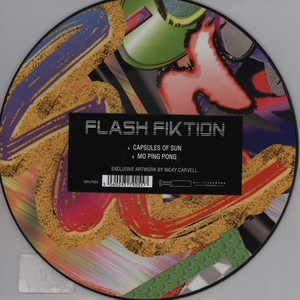 FLASH FIKTION - Capsules of Sun - 45T x 1