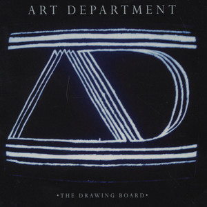 ART DEPARTMENT - The Drawing Board - CD
