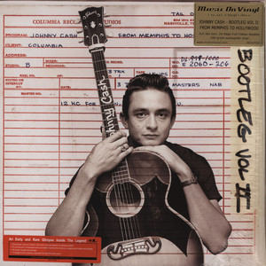 JOHNNY CASH - Bootleg 2: From Memphis To Hollywood - 33T