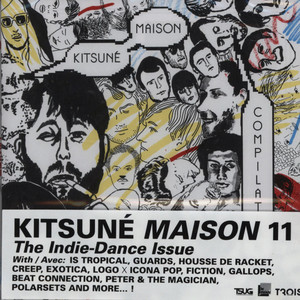 KITSUNE MAISON - Compilation 11 - CD