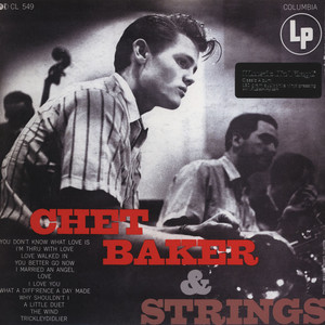CHET BAKER - With Strings - 33T
