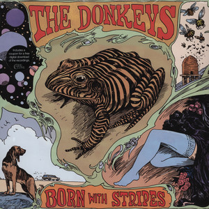DONKEYS, THE - Born With Stripes - 33T