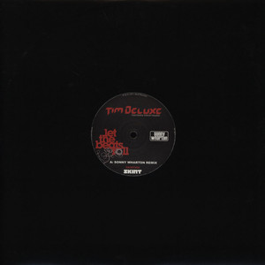 TIM DELUXE FT SIMON FRANKS - Let The Beats Roll - 12 inch x 1