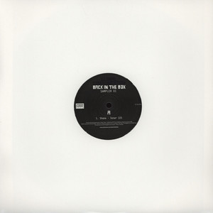 V.A. - Back In The Box Sampler 01 - 12 inch x 1