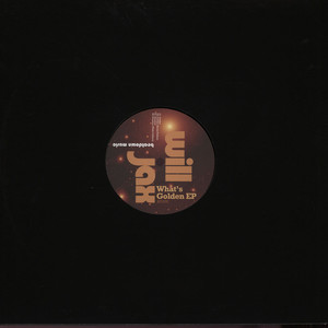 WILL JAX - Whats Golden - 12 inch x 1
