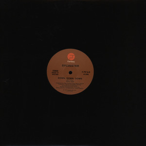 SYLVESTER - Down Down Down / Over & Over - 12 inch x 1