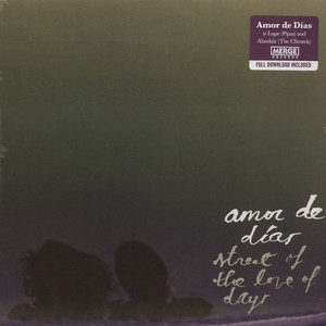 AMOR DE DIAS - Street Of The Love Of Days - 33T