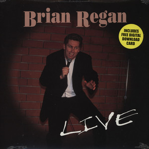BRIAN REGAN - Live - LP