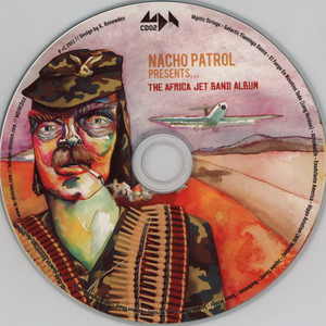 NACHO PATROL - The Africa Jet Band Experience - CD