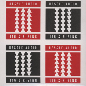 V.A. - Hessle Audio: 116 & Rising - CD x 2