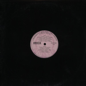 KERRI CHANDLER - A Basement A Red Light & A Feeling Vol 1 - LP