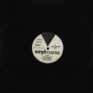 MAN FRIDAY - Jump - 12 inch x 1