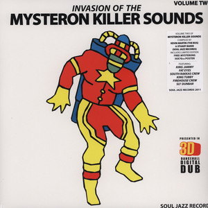 Invasion Of The Killer Mysteron Sounds In 3