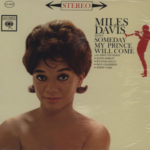 MILES DAVIS - Someday My Prince Will Come - 33T x 2