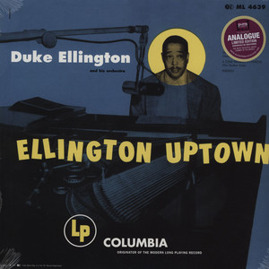 DUKE ELLINGTON - Ellington Uptown - 33T