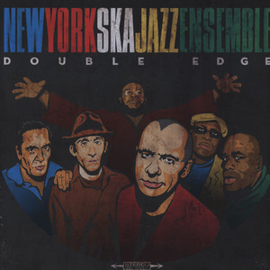 NEW YORK SKA JAZZ ENSEMBLE - Double Edge - 33T
