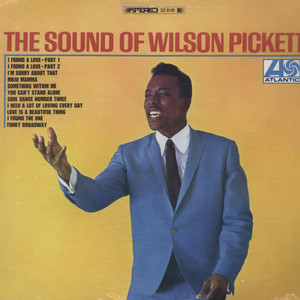 WILSON PICKETT - The Sound Of Wilson Pickett - LP