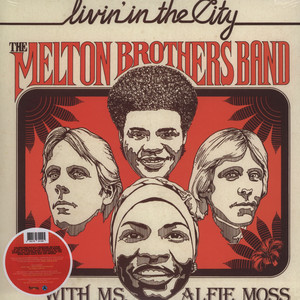 MELTON BROTHERS BAND WITH MS. ALFIE MOSS, THE - Livin In The City - LP