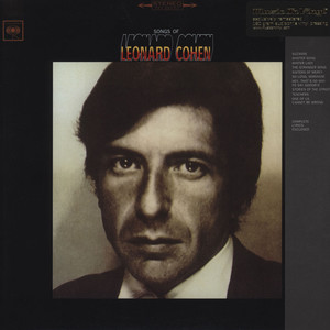 LEONARD COHEN - Songs Of Leonard Cohen - 33T