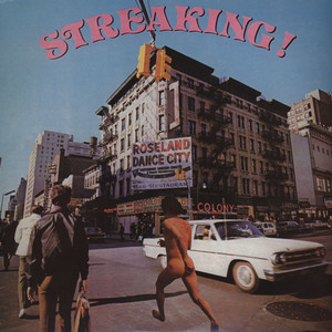 JEAN-CLAUDE PELLETIER - Streaking - LP