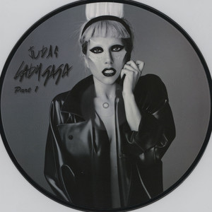 Lady Gaga Judas 12''