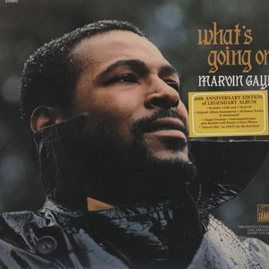 MARVIN GAYE - What's Going On Deluxe Edition - LP + bonus