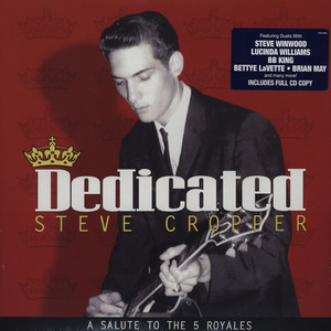 STEVE CROPPER - Dedicated - 33T