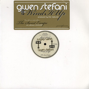 GWEN STEFANI - Wind It Up - Maxi x 1