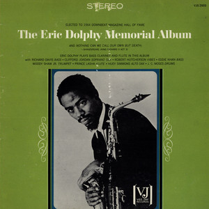ERIC DOLPHY - The Eric Dolphy Memorial Album - LP