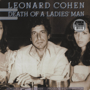 LEONARD COHEN - Death Of A Ladies Man - 33T
