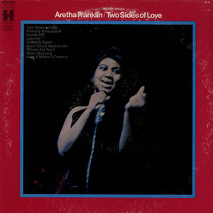 ARETHA FRANKLIN - Two Sides Of Love - 33T