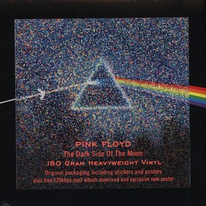 PINK FLOYD - Dark Side Of The Moon - 33T