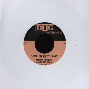 JOHNNY OTIS - Turtle Dove - 45T x 1