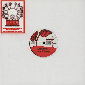 HEEM THE MUSIC MONSTERS - Wake Up People - 12 inch x 1