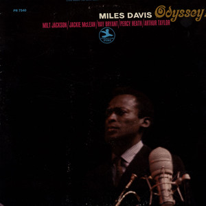 MILES DAVIS - Odyssey! - 33T