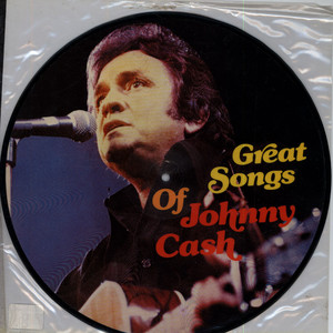 JOHNNY CASH - Great Songs Of Johnny Cash - 33T