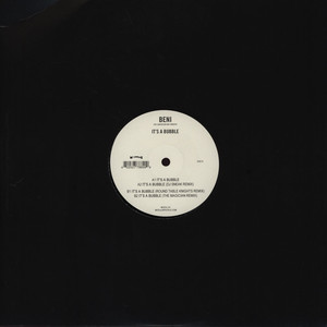 BENI - It's A Bubble - 12 inch x 1