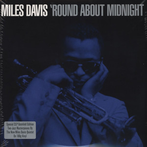 MILES DAVIS - Round About Midnight - 33T x 2