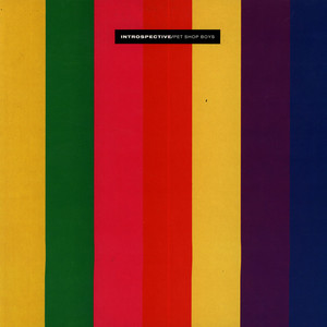 PET SHOP BOYS - Introspective - LP
