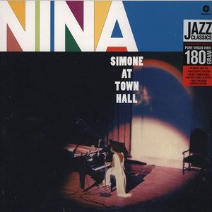 NINA SIMONE - Nina Simone At Town Hall - LP