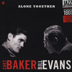 CHET BAKER & BILL EVANS - Alone Together - 33T
